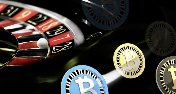 question of bitcoin gambling